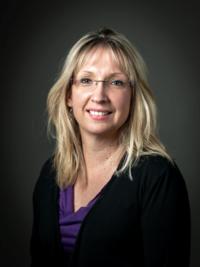 Christine BLANCHET, présidente de la commission Finances Moyens techniques