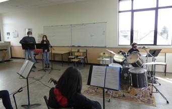 Cours de musique à l'école de musique Polysons