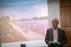 Présentation de la démarche d'attractivité du territoire par Jean-Michel Tobie