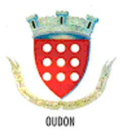 blason d'Oudon