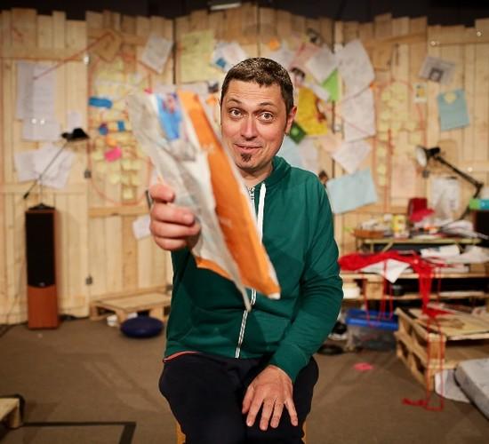 Théâtre : Jean-Pierre, lui, moi - LIGNÉ
