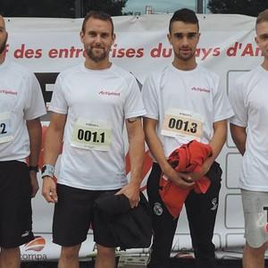 Team and Run 2017