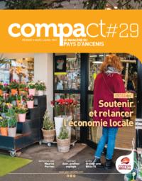 Une du magazine compact n°29 - Février Mars Avril 2021