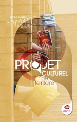 Couverture du Projet Culturel de Territoire (PCT)