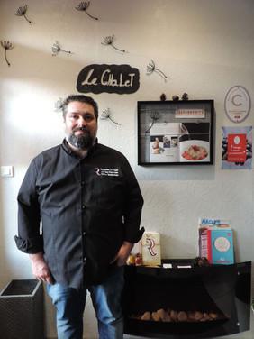 Jean-Marc Gay Capdevielle, Maître Restaurateur