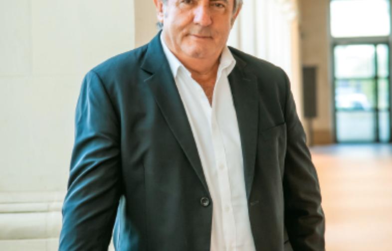 Maurice Perrion, président de la COMPA