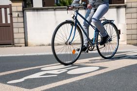 Utilisation du vélo en Pays d'Ancenis