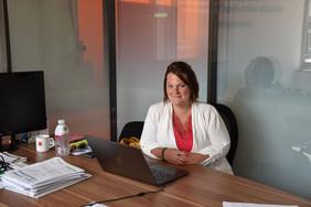 Julie Thiercelin, dirigeante de RH Initiatives