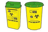 Boîte pour Déchets d'Activités de Soins à Risque Infectieux (DASRI)