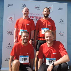 Team and Run 2016