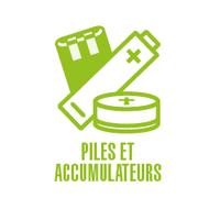 Illustration Piles et accumulateurs