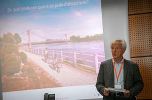 Présentation de la démarche d'attractivité du Pays d'Ancenis par Jean-Michel TOBIE