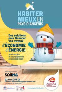 Brochure Habiter Mieux en Pays d'Ancenis