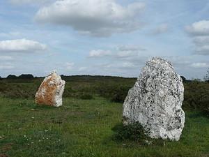 Menhirs des landes de Bennfraye - Freigné