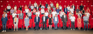 Les membres du Conseil Communautaire 2020