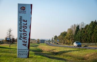 ZAC de l'Aéropôle - ANCENIS-SAINT-GÉRÉON / MÉSANGER