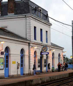 Gare d'Ancenis