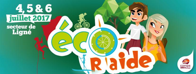 Eco R'aide les 4, 5 et 6 juillet 2017