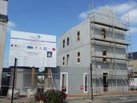 Construction d'une résidence jeunes actifs à Saint-Mars-La-Jaille