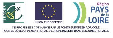 Ce projet est cofinancé par le Fonds Européen agricole pour le développement rural. L'Europ investit dans les zones rurales.