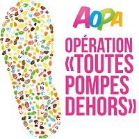 logo Opération Toutes pompes dehors